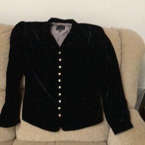 Limited Velvet Jacket Sz 12